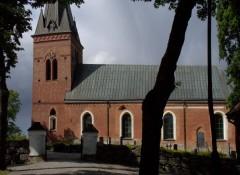 Danmark Kyrka
