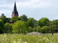 Danmark Kyrka's Steeple