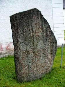 Uppland Runestone #987 - Funbo, January , 2013