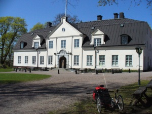 Hammarskog's Manor House