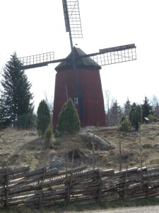 Ekeby Windmill