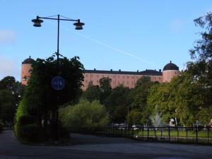 Uppsala's Castle