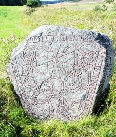 Uppland's Runestone #859