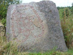 Unknown Boulder Runestone