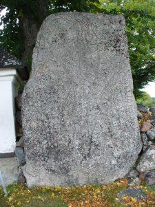Upplands Runestone #846