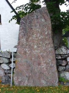 Upplands Runestone #847