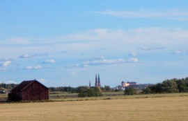 Uppsala From A Distance