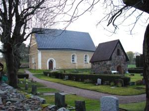 Uppsala Näs Kyrka