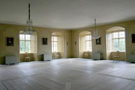 Ballroom where the ghostly woman walks? Maybe!
