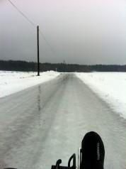 Slick Ice iPhone