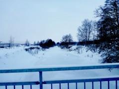 Frozen?!