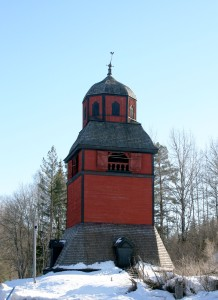Morkarla Church's Belfry