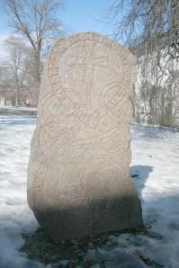 Uppland Runestone #489