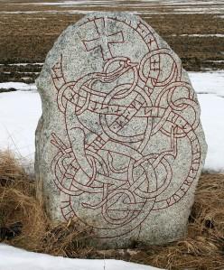 Uppland's Runestone #950