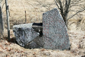 Uppland Runestone #865