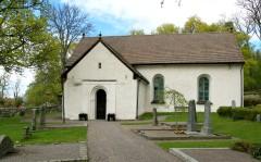 Fröslunda Church - May 2013