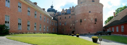 Gripsholm Castle - Outer Courtyard