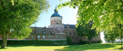 Gripsholm Castle From West