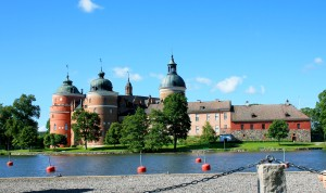 Gripsholm From Mariefred