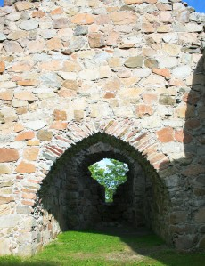 Kärnbo Ruin's Apse