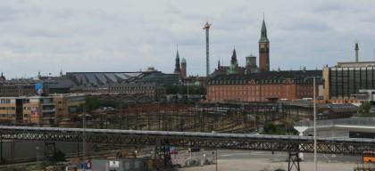 Copenhagen View From Hotel