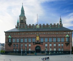Copenhagen's Fourth City Hall