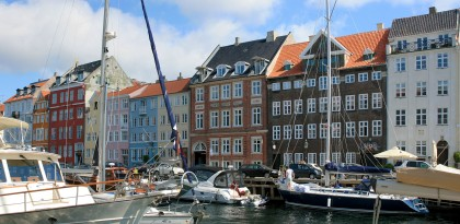 Nyhavn - The prettier side