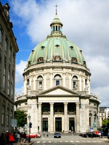 Frederiks Church a.k.a The Marble Church
