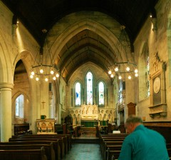 Saint Alban's Interior