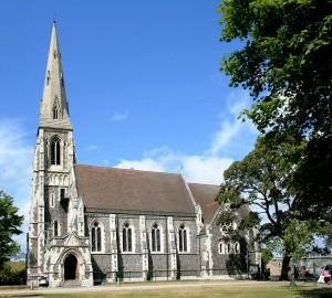 Saint Alban's Church (The English Church)
