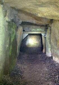 Jordehøj's Passage