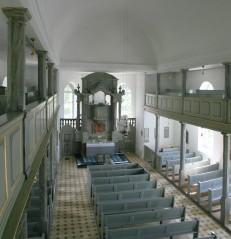 Inside Damsholte