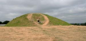Kong Asgers Høg - King Asger's Mound