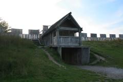 Trelleborg Palisade Gate