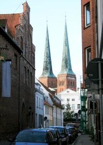 Lübeck Street View