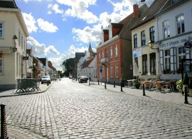 Main Street of Damme