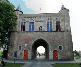 Gentpoort - The Gate of Ghent