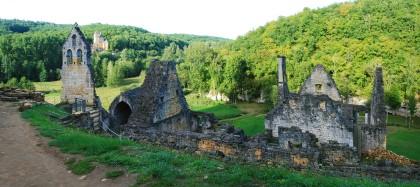 Ruins & Distant Castle