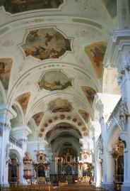 .. a stunning interior
