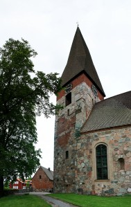 salaTower of Vaksala Church