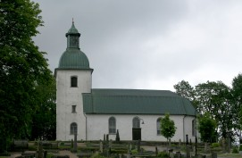 Toarp Church