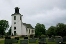 Rångedala Church