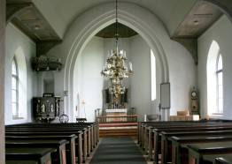 New Brunn Church Interior