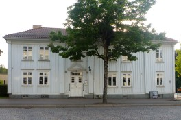 Lovely Old Building in Borås