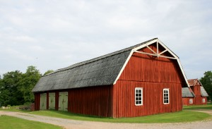 Old Barn or Storage at Hofnäs Estate