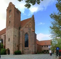 Greyfriars Abbey - Ystad