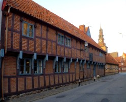 Street View in Ystad - Evening Sept 27