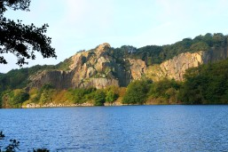 Hammar Lake Cliffs