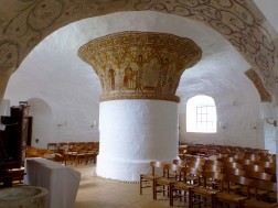 Nyker Church Interior