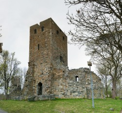 St. Pers Church Ruin
